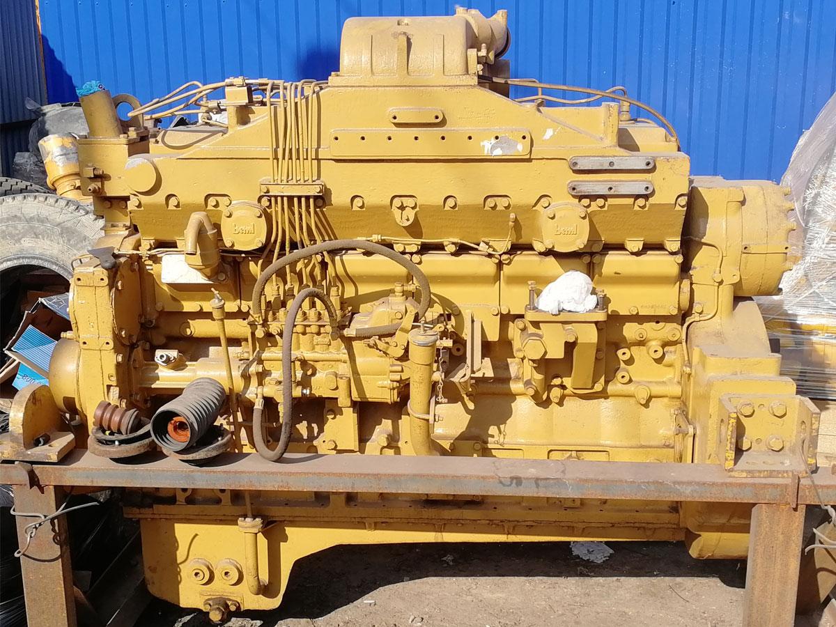 Двигатель Komatsu SA6D170-2